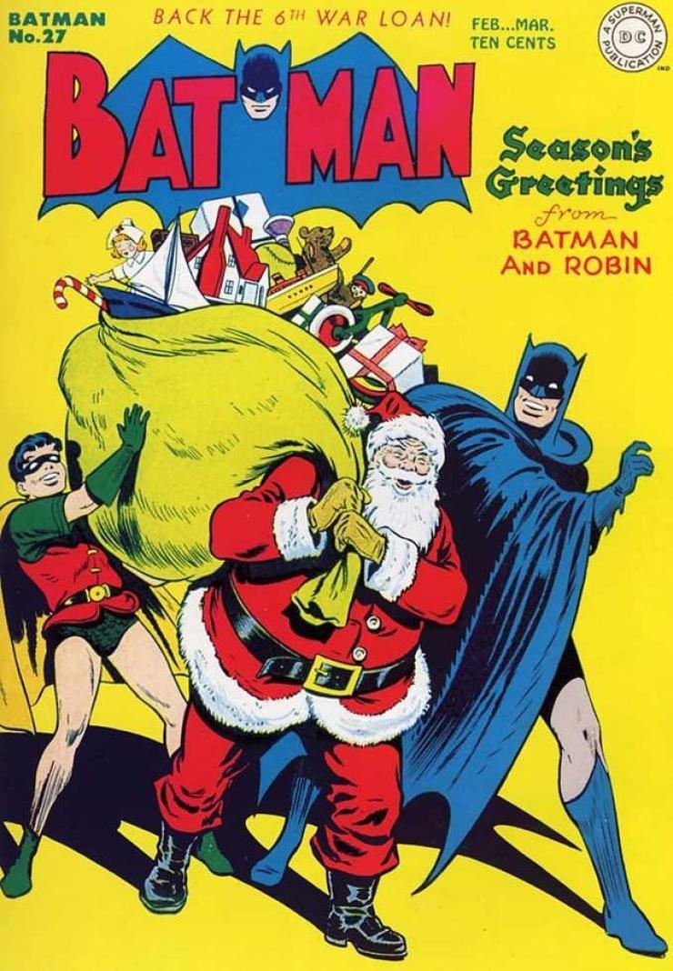 """Résultat de recherche d'images pour """"batman pere  noel"""""""