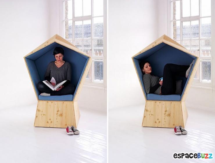 La Chaise Nid Pour Lecture