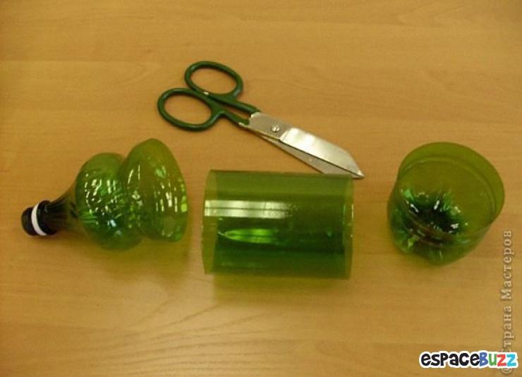 Idee Deco Noel Avec Bouteille Plastique 14 idées déco à base de bouteilles en plastique