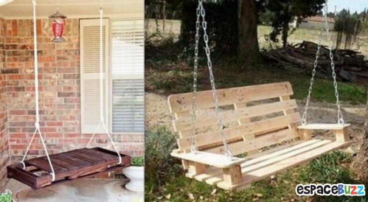 30 id es de r cup pour palettes. Black Bedroom Furniture Sets. Home Design Ideas
