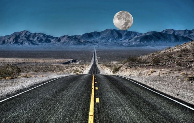 13 Parmi Les Plus Belles Photos De La Lune