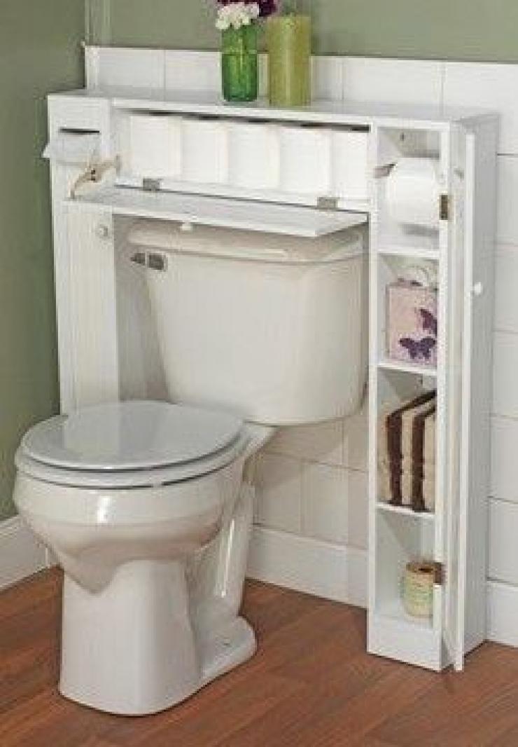 Salle De Bain Astuce Rangement ~ si vous avez une petite salle de bain ces 17 astuces de rangement