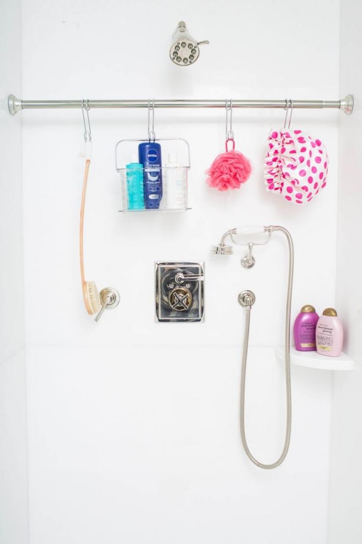 Astuce Rangement Maquillage Salle De Bain ~ si vous avez une petite salle de bain ces 17 astuces de rangement