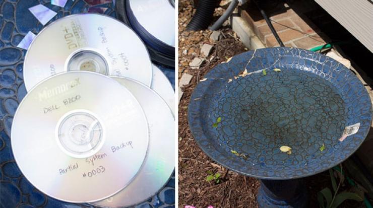 Complet 21 idées brillantes pour recycler vos vieux CD ! BD32