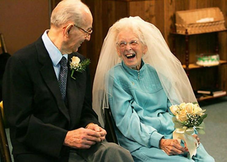 Se marier après trois mois de rencontres