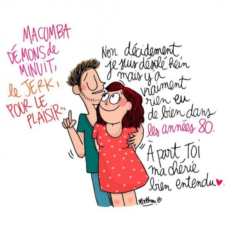 Ces 15 Dessins Traduisent Très Bien La Vie De Couple Au