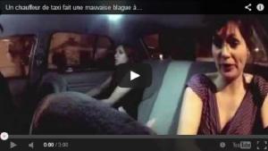 Image illustrant l'article Un chauffeur de taxi fait une mauvaise blague à 2 filles