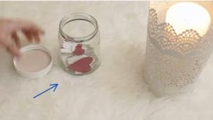 voici 4 cadeaux de saint valentin faire soi m me une id e de cadeau offrir. Black Bedroom Furniture Sets. Home Design Ideas