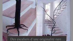 Image illustrant l'article Ces 60 escaliers tous plus originaux les uns que les autres sont la pour votre inspiration...