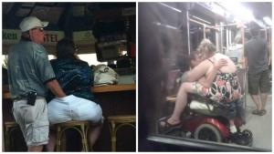Image illustrant l'article 15 couples qui vont trop loin et qui n'ont vraiment pas peur du ridicule !