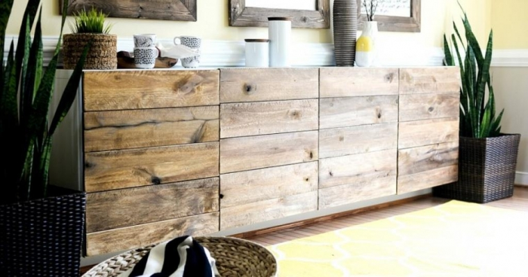que faire avec du bois recycl ces 20 id es. Black Bedroom Furniture Sets. Home Design Ideas