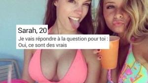 Image illustrant l'article 12 filles avec un profil Tinder original