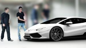 Image illustrant l'article Il vend sa fausse Lamborghini à 70.000€ et filme la réaction épique de l'acheteur (caméra cachée)
