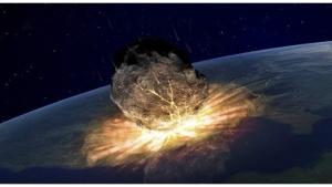 Image illustrant l'article Un astéroïde frappera la Terre le mois prochain et de dangereux tsunamis sont à prévoir, cet astronome l'affirme !