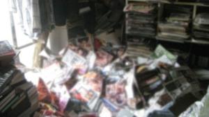 Image illustrant l'article Cet Homme Est Retrouvé Mort Sous Une Pile De Six Tonnes De Magazines P0rn0...