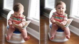 Image illustrant l'article 1 Méthode Incroyable Et Votre Enfant Peut Aller Au Pot En Seulement 3 Jours!