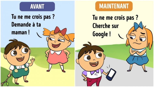 Image illustrant l'article C'est Fou De Voir Tout Ce Qui Change Avec Le Temps... (15 illustrations)