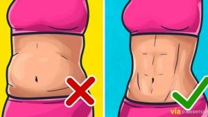 Image illustrant l'article La graisse sur le ventre ? Cette méthode japonaise vous en débarrassera rapidement !