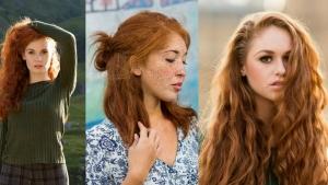 Image illustrant l'article Il réalise 130 photos pour mettre l'éblouissante beauté des femmes rousses en valeur...