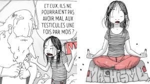 Image illustrant l'article Seules les femmes de caractère se reconnaîtront dans ces 17 illustrations!