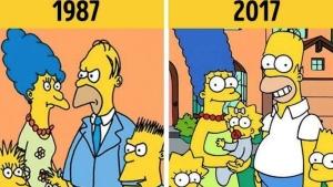 Image illustrant l'article C'est fascinant de voir à quel point les personnages de ces 10 dessins animés ont changé avec les années!