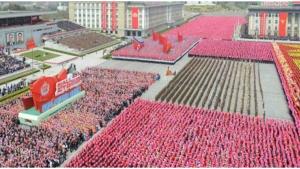 Image illustrant l'article La Corée du Nord fait exploser une ville des États-Unis dans sa nouvelle vidéo de propagande...