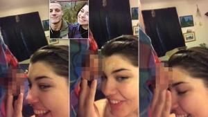 Image illustrant l'article Cette adolescente choque et provoque des milliers de réactions car elle utilise les joujoux de son mec pour mettre du maquillage!
