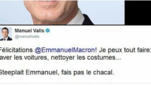 Image illustrant l'article Macron Président ! Voici les meilleures réactions