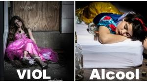 Image illustrant l'article Trafics, viols, addictions et autres, quand les problèmes de la vie touchent les princesses Disney...